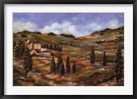 CHIANTI AFTERNOON I Fine Art Print