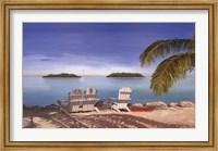 April in Paradise II Fine Art Print