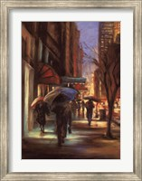 Fifty-Seventh Street Fine Art Print