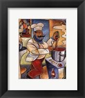 PABLO'S RED SAUCE Fine Art Print
