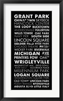 Chicago Cities II Fine Art Print