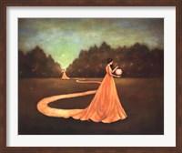 Unwinding the Path to Self-Discovery Fine Art Print