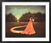 Unwinding the Path to Self-Discovery Fine Art Print