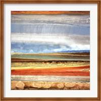 Earth Layers II Fine Art Print