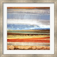 Earth Layers II Fine Art Print
