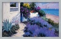 Blue Gate Fine Art Print