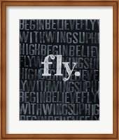 Dream, Imagine... IV Fine Art Print