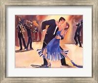 Ardent Tango Fine Art Print