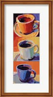 Three Cups o' Joe I Fine Art Print