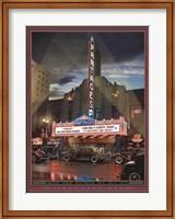 Pantages Premier Fine Art Print