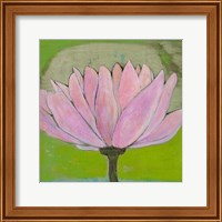 Bliss Lotus II Fine Art Print