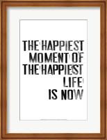 The Happiest I Fine Art Print