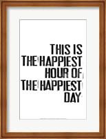 The Happiest II Fine Art Print