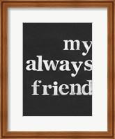 Friendship II Fine Art Print