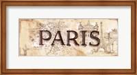 Paris Fine Art Print