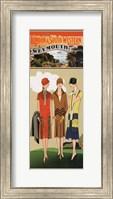 London & So. Western Fine Art Print