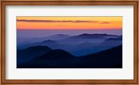 Rocky Mountain Mist Fine Art Print