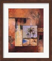 Palm Serenity I Fine Art Print