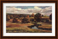 Northern Valley I Fine Art Print