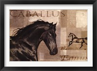 Caballus I Fine Art Print