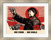 One Vision - One World Fine Art Print