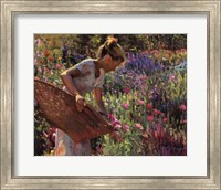 In the Garden Fine Art Print