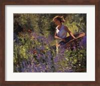 Cutting Garden Fine Art Print