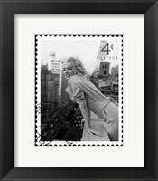 Movie Stamp I Fine Art Print
