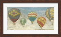 Up in the Air Panorama Fine Art Print