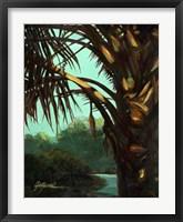 Dark Palm Fine Art Print