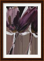 Aubergine Splendor II Fine Art Print