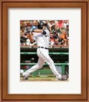 Alex Avila batting 2013 Fine Art Print