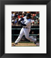 Prince Fielder 2013 Action Fine Art Print