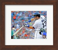 Alex Avila 2013 Detroit Tigers Fine Art Print