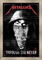 Metallica - Through the Never Wall Poster