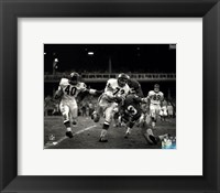Gale Sayers 1965 Action Fine Art Print
