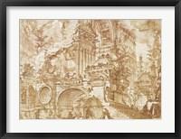 An Ancient Port Fine Art Print