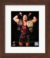 Rob Van Dam 2006 Posed Fine Art Print