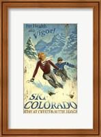 Ski Colorado Fine Art Print