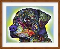 The Rottweiler Fine Art Print
