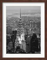 Night Chrysler Fine Art Print