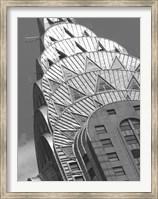 Chrysler Detail Fine Art Print