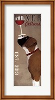 Boxer Cellars Fine Art Print