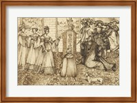 The Idolatry of Solomon Fine Art Print