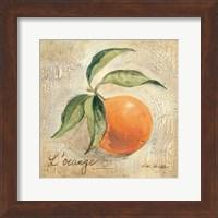 L'Orange Fine Art Print