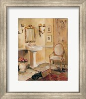 French Bath II Fine Art Print