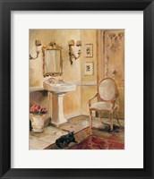 French Bath II Fine Art Print