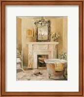 French Bath IV Fine Art Print