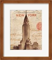 Letter from New York Fine Art Print