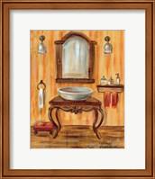 Tuscan Bath II Fine Art Print